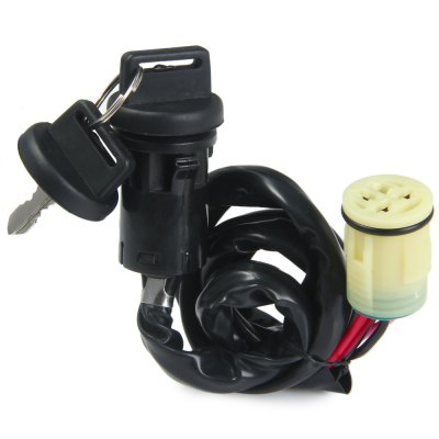 Ignition Key Switch for Honda TRX420 Rancher 2002 - 2004