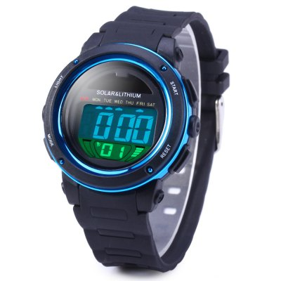 Skmei 1096 5ATM Water-resistant LED Watch