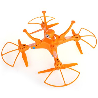 ФОТО Newest Syma X8C Venture New Package 4 Channel 2.4G RC Quadcopter with HD Camera 6 Axis 3D Flip Fly UFO - US Plug