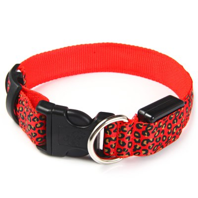 Flashing LED Collar for Pets
