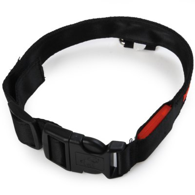 led-light-point-pet-collar-red-light