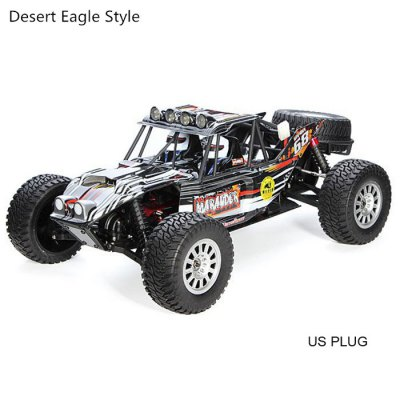 FS 1 / 10 4WD RC Truck Model with Roll Cage - Desert Buggy Style  EU Plug