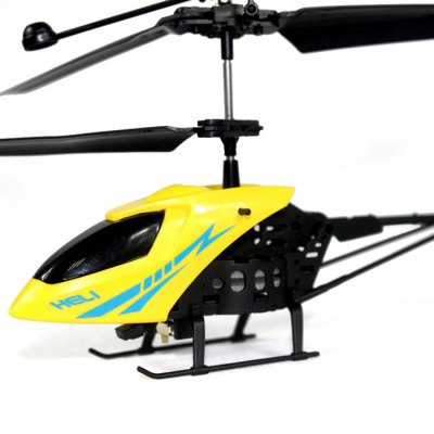 Mini RC 901 Helicopter Shatter Resistant 2.5CH Flight Toys with Gyro System Онлайн