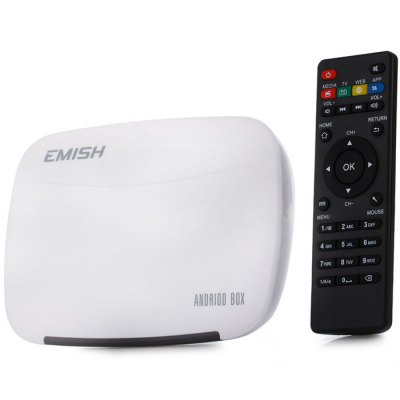 EMISH X700 TV Box Android 4.4 RK3128