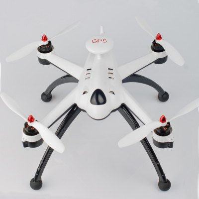 ФОТО Flying 3D X8 GPS 2.4G 8CH RC Quadcopter 6 Axis Gyro OSD RTF Drone - US Plug