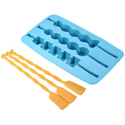 Sugar-coated Haws DIY Ice MoldIce Cream Tools<br>Sugar-coated Haws DIY Ice Mold<br><br>For: Home, Kitchen<br>Material: Silicone<br>Package Contents: 1 x Mold, 2 x Stirring Rod<br>Package size (L x W x H)  : 23 x 14.5 x 3.3 cm / 9.04 x 5.70 x 1.30 inches<br>Package weight   : 0.180 kg<br>Product size (L x W x H)   : 20 x 12.5 x 2.3 cm / 7.86 x 4.91 x 0.90 inches<br>Product weight   : 0.129 kg<br>Type: Mold