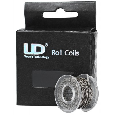 Original Youde 26AWG + 0.5 x 0.1mm 2 Wire Twisted Kanthal Resistance Wire - 5m