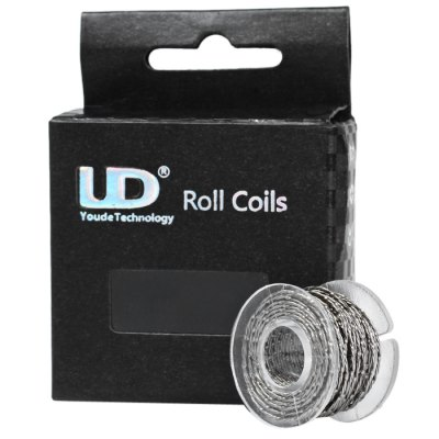 Original Youde 28AWG  x 2 + 0.5 x 0.1mm Triple Twisted Kanthal Resistance Wire - 5m