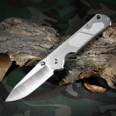Sanrenmu 7010 LUC-SA Frame Lock Folding Knife