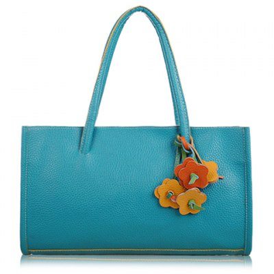Candy Color Design Tote Bag For Women