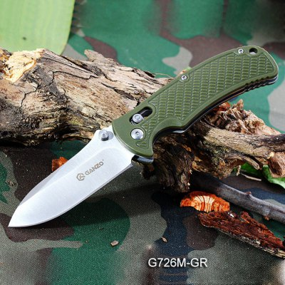 Ganzo G726M - GR Foldable Knife