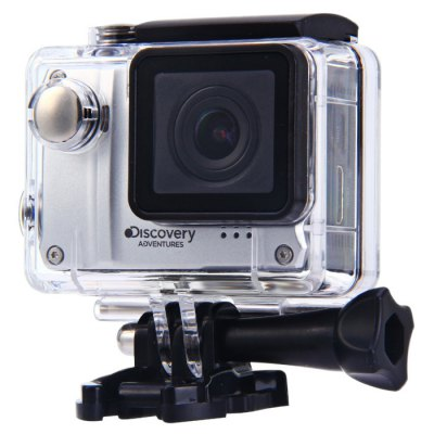 Discovery DS200 1080P 30m Waterproof WiFi Action Camera