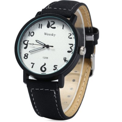Weesky 1206 Male Quartz Watch