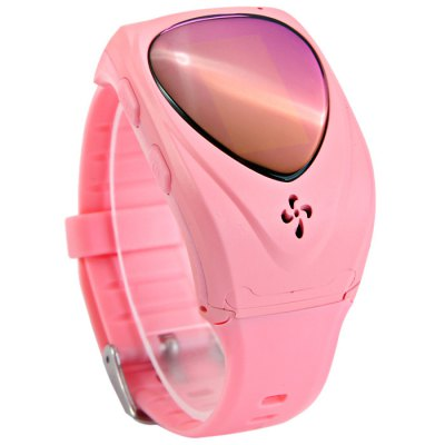 T18 Tracker Kid Smart WatchSmart Watch Phone<br>T18 Tracker Kid Smart Watch<br><br>Type: Watch Phone<br>External Memory: Not Supported<br>Wireless Connectivity: GPS<br>Network type: GSM<br>Frequency: GSM850/900/1800/1900MHz<br>GPS: Yes<br>Camera type: No camera<br>SIM Card Slot: Single SIM<br>Languages: English, Simplified Chinese, Portuguese, Spanish, German, Vietnamese, Turkish, Russian, French<br>Additional Features: People<br>Cell Phone: 1<br>Battery: 400mAh?Non-removable?<br>Charger: 1<br>Screwdriver: 1<br>Product size: 5.40 x 3.30 x 1.30 cm / 2.13 x 1.3 x 0.51 inches<br>Package size: 12.00 x 7.50 x 6.60 cm / 4.72 x 2.95 x 2.6 inches<br>Product weight: 0.039 kg<br>Package weight: 0.200 kg