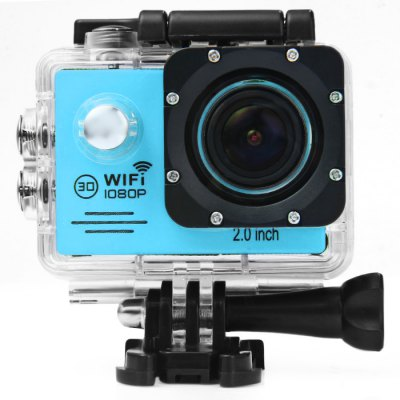 SJ7000 Waterproof Sport Video CamcorderAction Cameras<br>SJ7000 Waterproof Sport Video Camcorder<br><br>Model: SJ7000<br>Type: Sports Camera<br>Chipset Name: Novatek<br>Chipset: Novatek 96655<br>System requirements: Mac OS x 10.3.6 above,Win 7,Windows 2000 / XP / Vista<br>Max External Card Supported: TF 32G (not included)<br>Class Rating Requirements: Class 10 or Above<br>Screen size: 2.0inch<br>Screen type: LCD<br>Screen resolution: 960 x 240<br>Battery Type: Removable<br>Charge way: AC adapter,USB charge by PC<br>Working Time: About 90 minutes 1080P 30fps<br>Decode Format: H.264<br>Video format: MOV<br>Video Resolution: 1080P (1920 x 1080),720P (1280 x 720)<br>Video System: NTSC,PAL<br>Video Output : HDMI<br>Image Format : JPG<br>Exposure Compensation: +1,+1/3,+2,+4/3,+5/3,-1,-1/3,-2,-2/3,-4/3,-5/3,0,2/3<br>White Balance Mode: Auto,Cloudy,Daylight,Fluorescent,Tungsten<br>WIFI: Yes<br>Waterproof: Yes<br>Water Resistant: 30m<br>Loop-cycle Recording : Yes<br>Motion Detection: Yes<br>HDMI Output: Yes<br>Interface Type: HDMI,Micro USB<br>Language: English,French,Italian,Polski,Russian,Simplified Chinese,Spanish<br>Product weight: 0.156 kg<br>Package weight: 0.587 kg<br>Product size (L x W x H): 8.00 x 8.00 x 4.00 cm / 3.15 x 3.15 x 1.57 inches<br>Package size (L x W x H): 28.00 x 18.00 x 7.00 cm / 11.02 x 7.09 x 2.76 inches<br>Package Contents: 1 x Sports Camera, 1 x USB Cable, 2 x 3M Double-sided Adhesive, 1 x EU Charger Adapter, 1 x Steel Wire Rope, 4 x Ribbon, 4 x Bandage, 1 x Waterproof Back Cover, 10 x Install Accessories, 1 x English-C