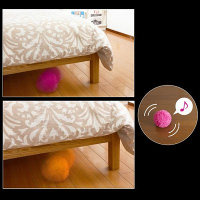 Automatic Rolling Ball