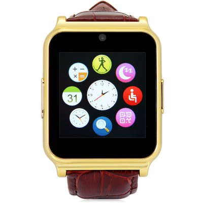 W90 Smart Watch PhoneSmart Watch Phone<br>W90 Smart Watch Phone<br><br>Type: Watch Phone<br>CPU: MTK6260<br>RAM: 64MB<br>ROM: 128MB<br>External Memory: TF card up to 32GB (not included)<br>Wireless Connectivity: Bluetooth<br>Network type: GSM<br>Frequency: GSM850/900/1800/1900MHz<br>Bluetooth: Yes<br>Bluetooth version: V3.0<br>Screen size: 1.5 inch<br>Screen resolution: 240 x 240<br>Camera type: Single camera<br>Front camera: 0.3MP<br>SIM Card Slot: Single SIM(Micro SIM slot)<br>TF card slot: Yes<br>Speaker: Supported<br>Music format: AAC,MP3,WAV<br>Video format: 3GP<br>Languages: English, French, Spanish, Italian, Polish, Portuguese, Russian, Turkish ,German, Dutch<br>Additional Features: 2G,Bluetooth,FM,MP3<br>Functions: Message<br>Cell Phone: 1<br>Battery: 1 x 400mAh<br>Power Adapter: 1<br>USB Cable: 1<br>Earphones: 1<br>English Manual : 1<br>Product size: 5.00 x 4.10 x 1.00 cm / 1.97 x 1.61 x 0.39 inches<br>Package size: 20.50 x 11.00 x 4.00 cm / 8.07 x 4.33 x 1.57 inches<br>Product weight: 0.034 kg<br>Package weight: 0.200 kg
