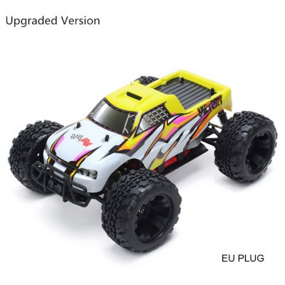 FS - 53810 FS-53810 FS53810 Racing 1 : 10 2.4GH 4WD RC Electrical Truck Upgraded Version  EU Plug