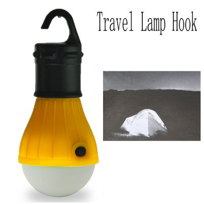 Outdoor 3 Modes 500Lm Multi-function LED Hook Lamp