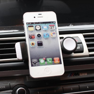 RUNDONG R-26R67 Air Vent Car HolderStands &amp; Holders<br>RUNDONG R-26R67 Air Vent Car Holder<br><br>Apply to: SAMSUNG,HTC,Nokia,Blackberry,LG,Sony Ericsson,Motorola,Panasonic,Toshiba,Other,Apple iPhone<br>Color: Black,White,Red,Orange<br>Material: Plastic<br>Model: R-26R67<br>Package Contents: 1 x RUNDONG R-26R67 Air Vent Car Holder<br>Package size (L x W x H): 15.50 x 9.30 x 5.20 cm / 6.1 x 3.66 x 2.05 inches<br>Package weight: 0.1080 kg<br>Product size (L x W x H): 9.50 x 3.00 x 2.50 cm / 3.74 x 1.18 x 0.98 inches<br>Product weight: 0.0320 kg<br>Type: Organizer And Holders