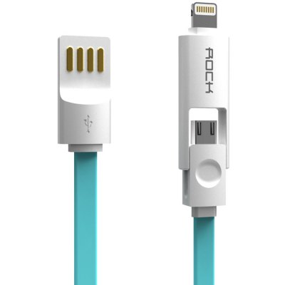 Rock 2.1A Micro USB Sync Cable