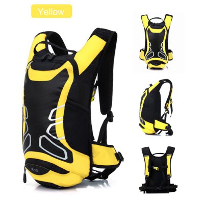 LOCAL LION 12L Cycling Bag with Water Tubes