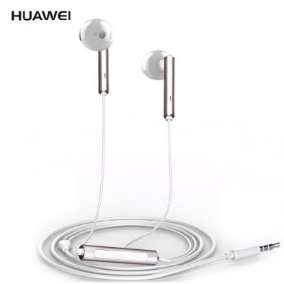 Original Huawei AM116 In - ear Earphone with Microphone Volume Control