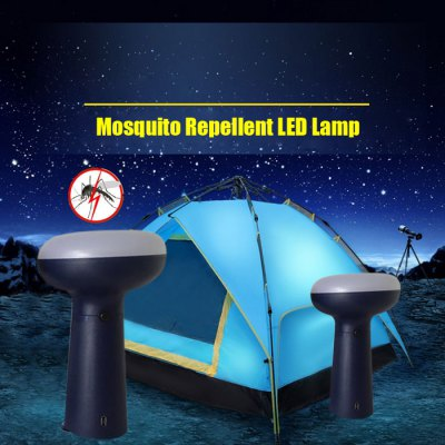 Mosquito Repellent LED Flashlight