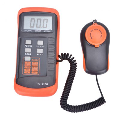 LX1330B Digital Light Meter