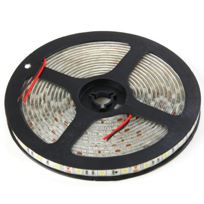 Brelong 5m SMD 5050 LED Tape LightLED Strips<br>Brelong 5m SMD 5050 LED Tape Light<br><br>Actual Lumens: 90Lm/W<br>Brand: BRELONG<br>CCT/Wavelength: 3000-3500K,6000-7000K<br>Connector Type: Wired<br>Features: IP-65, Cuttable, Waterproof<br>Input Voltage: DC12<br>Length: 5m<br>Material: Silicone, FPC<br>Model: L27<br>Number of LEDs: 300 x SMD 5050<br>Optional Light Color: Warm White,Cold White<br>Package Contents: 1 x Brelong SMD 5050 LED Strip Light<br>Package size (L x W x H): 19 x 19 x 3 cm / 7.47 x 7.47 x 1.18 inches<br>Package weight: 0.272 kg<br>Product size (L x W x H): 16.8 x 16.8 x 1.2 cm / 6.60 x 6.60 x 0.47 inches<br>Product weight: 0.214 kg<br>Type: LED Strip