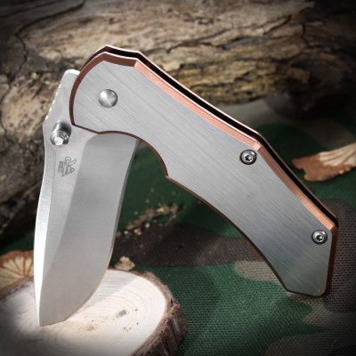 Sanrenmu 7074 LUC - SCY Foldable Knife with Liner LockPocket Knives and Folding Knives<br>Sanrenmu 7074 LUC - SCY Foldable Knife with Liner Lock<br><br>Blade Edge Type: Fine<br>Blade Length: 6.7cm<br>Brand: Sanrenmu<br>Color: Silver Gray<br>Fold Length: 9.0cm<br>For: Camping, Climbing, Daily Use, Adventure, Home use, Hiking<br>Lock Type: Liner Lock<br>Material: Stainless Steel<br>Package Contents: 1 x Sanrenmu 7074 LUC - SCY Foldable Knife<br>Package size (L x W x H): 14.50 x 6.60 x 1.70 cm / 5.71 x 2.6 x 0.67 inches<br>Package weight: 0.1530 kg<br>Product size (L x W x H): 6.70 x 3.10 x 0.70 cm / 2.64 x 1.22 x 0.28 inches<br>Product weight: 0.0910 kg<br>Type: Multitools<br>Unfold Length: 15.9cm