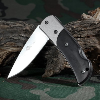 Sanrenmu HT - 785 Foldable Knife with Back LockingPocket Knives and Folding Knives<br>Sanrenmu HT - 785 Foldable Knife with Back Locking<br><br>Blade Edge Type: Fine<br>Blade Length: 7.2 cm / 2.83 inches<br>Blade Width : 2.2 cm / 0.87 inches<br>Brand: Sanrenmu<br>Color: Black<br>Fold Length: 9.0 cm / 3.54 inches<br>For: Climbing, Daily Use, Camping, Home use, Adventure, Hiking<br>Lock Type: Back Lock<br>Material: Stainless Steel<br>Package Contents: 1 x Sanrenmu HT - 785 Folding Knife<br>Package size (L x W x H): 14.50 x 6.60 x 1.80 cm / 5.71 x 2.6 x 0.71 inches<br>Package weight: 0.138 kg<br>Product size (L x W x H): 9.00 x 2.90 x 1.00 cm / 3.54 x 1.14 x 0.39 inches<br>Product weight: 0.075 kg<br>Type: Multitools<br>Unfold Length: 15.7 cm / 6.18 inches