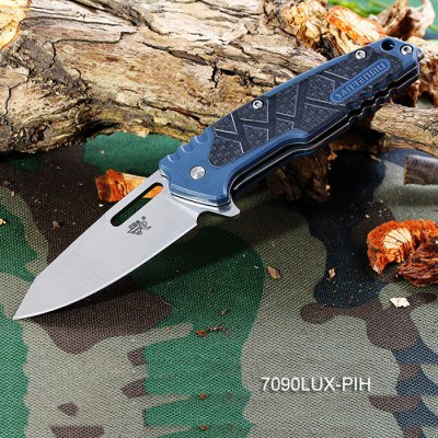 Sanrenmu 7090 LUX - PHI Foldable Knife with Liner Lock
