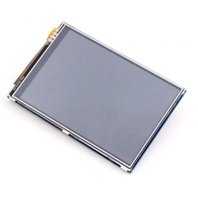 Waveshare 3.5 inch Resistive LCD Touch Screen Module for Raspberry Pi 2 Model B / B+
