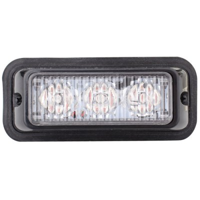 MZ Wired Car Warning LightCar Lights<br>MZ Wired Car Warning Light<br><br>Apply lamp position : External Lights<br>Connector: Cable Connector<br>Emitting color: White,Yellow<br>Feature: Easy to use, Warning Strobe<br>LED/Bulb quantity: 3<br>Light mode: Flicker<br>Lumens: 540LM<br>Material: Plastic<br>Package Contents: 1 x MZ Wired Car Warning Light, 2 x Screw<br>Package size (L x W x H): 13.50 x 5.50 x 5.50 cm / 5.31 x 2.17 x 2.17 inches<br>Package weight: 0.200 kg<br>Power: 9W<br>Product size (L x W x H): 10.00 x 4.50 x 3.00 cm / 3.94 x 1.77 x 1.18 inches<br>Product weight: 0.134 kg<br>Type: Warning Lights, Fog Lights<br>Type of lamp-house : LED<br>Voltage: 12V-24V<br>Wavelength: 577-597nm