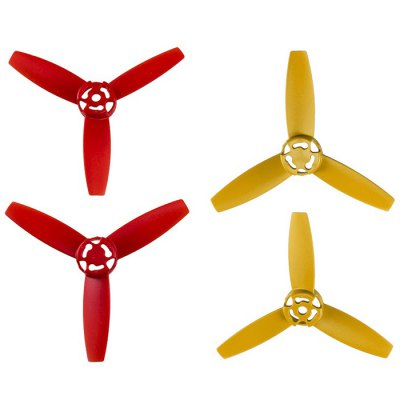Extra Spare Blade / Propeller for Bebop Drone 3.0 Remote Control Quadcopter - 4PcsRC Quadcopter Parts<br>Extra Spare Blade / Propeller for Bebop Drone 3.0 Remote Control Quadcopter - 4Pcs<br><br>Package Contents: 4 x Propeller<br>Package size (L x W x H): 15 x 8 x 8 cm / 5.90 x 3.14 x 3.14 inches<br>Package weight: 0.08 kg<br>Type: Propellers