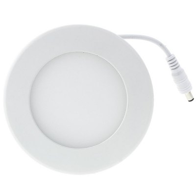 BRELONG 6W SMD 3528 LED Panel LightIndoor Lights<br>BRELONG 6W SMD 3528 LED Panel Light<br><br>Brand: BRELONG<br>Features: Round Shape, Wiring<br>LED Number : 30 x SMD 3528<br>Luminous Flux: 800Lm<br>Optional Light Color: White,Warm White<br>Package Contents: 1 x BRELONG 6W SMD 3528 LED Panel Light, 1 x Power Adapter<br>Package size (L x W x H): 19.8 x 13.5 x 3 cm / 7.78 x 5.31 x 1.18 inches<br>Package weight: 0.310 kg<br>Product size (L x W x H): 12 x 12 x 2 cm / 4.72 x 4.72 x 0.79 inches<br>Product weight: 0.230 kg<br>Sheathing Material: Aluminum<br>Type: Panel Lights, Ceiling Lights<br>Voltage (V): AC 90-265V<br>Wattage (W): 6<br>Wavelength / CCT: 3000-3500K,6000-6500K