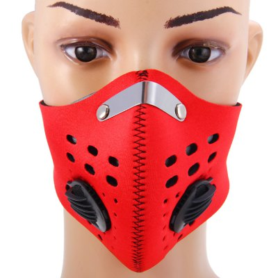 MLD Protective Activated Carbon Filter Mask