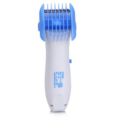 PAOLI RFCA - 681 3W Rechargeable Electirc Hair ClipperHair Care<br>PAOLI RFCA - 681 3W Rechargeable Electirc Hair Clipper<br><br>Color: White<br>Material: Plastic<br>Package Contents: 1 x Barber, 1 x US Regulatory Power Cable, 1 x Hair Block, 1 x Brush, 1 x English Manual, 1 x Bottle<br>Package size (L x W x H): 16 x 4.5 x 21 cm / 6.29 x 1.77 x 8.25 inches<br>Package weight: 0.315 kg<br>Product size (L x W x H): 5.5 x 4 x 17 cm / 2.16 x 1.57 x 6.68 inches<br>Product weight: 0.195 kg