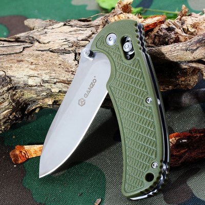 Ganzo G726M - GR Foldable Knife with Durable SheathPocket Knives and Folding Knives<br>Ganzo G726M - GR Foldable Knife with Durable Sheath<br><br>Blade Length: 8.2cm<br>Blade Width : 3.2cm<br>Brand: GANZO<br>Color: Army green,Black,Orange<br>Fold Length: 10.8cm<br>For: Camping, Adventure, Home use, Climbing, Daily Use<br>Package Contents: 1 x Ganzo Foldable Knife<br>Package size (L x W x H): 12.40 x 4.60 x 2.70 cm / 4.88 x 1.81 x 1.06 inches<br>Package weight: 0.183 kg<br>Product size (L x W x H): 10.80 x 3.50 x 1.50 cm / 4.25 x 1.38 x 0.59 inches<br>Product weight: 0.118 kg<br>Type: Multitools<br>Unfold Length: 19.2cm