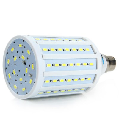 BRELONG B22 20W SMD 5730 LED Corn BulbCorn Bulbs<br>BRELONG B22 20W SMD 5730 LED Corn Bulb<br><br>Available Light Color: Warm White,Cool White<br>Brand: BRELONG<br>Bulb Base Type: B22<br>CCT/Wavelength: 3000-3500K,6000-7000K<br>Emitter Types: SMD 5730<br>Features: Long Life Expectancy, Low Power Consumption<br>Function: Studio and Exhibition Lighting, Commercial Lighting, Home Lighting<br>Luminous Flux: 2000Lm<br>Output Power: 20W<br>Package Contents: 1 x BRELONG B22 20W SMD 5730 LED Corn Bulb<br>Package size (L x W x H): 16.5 x 8.5 x 8.5 cm / 6.48 x 3.34 x 3.34 inches<br>Package weight: 0.197 kg<br>Product size (L x W x H): 14 x 7 x 7 cm / 5.50 x 2.75 x 2.75 inches<br>Product weight: 0.129 kg<br>Total Emitters: 98<br>Type: Corn Bulbs<br>Voltage (V): AC 220-240