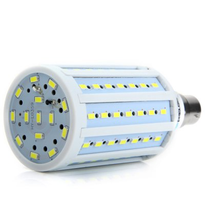 BRELONG B22 18W SMD 5730 LED Corn BulbCorn Bulbs<br>BRELONG B22 18W SMD 5730 LED Corn Bulb<br><br>Available Light Color: Warm White,Cool White<br>Brand: BRELONG<br>Bulb Base Type: B22<br>CCT/Wavelength: 3000-3500K,6000-7000K<br>Emitter Types: SMD 5730<br>Features: Long Life Expectancy, Low Power Consumption<br>Function: Studio and Exhibition Lighting, Commercial Lighting, Home Lighting<br>Luminous Flux: 1800Lm<br>Output Power: 18W<br>Package Contents: 1 x BRELONG B22 18W SMD 5730 LED Corn Bulb<br>Package size (L x W x H): 16 x 7 x 7 cm / 6.29 x 2.75 x 2.75 inches<br>Package weight: 0.170 kg<br>Product size (L x W x H): 13.5 x 5.8 x 5.8 cm / 5.31 x 2.28 x 2.28 inches<br>Product weight: 0.111 kg<br>Total Emitters: 84<br>Type: Corn Bulbs<br>Voltage (V): AC 220-240