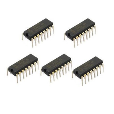 Jtron 6V IC DIP Integrated Circuit Socket - 5PCS