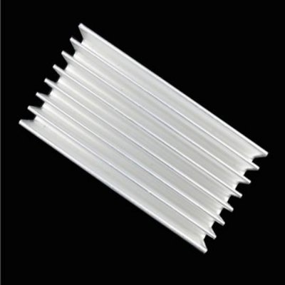Jtron Heatsink / Radiator/ Cooling FinOther Accessories<br>Jtron Heatsink / Radiator/ Cooling Fin<br><br>Brand: Jtron<br>Package Contents: 1 x Jtron Heatsink / Radiator/ Cooling Fin<br>Package Size(L x W x H): 20.00 x 10.00 x 8.00 cm / 7.87 x 3.94 x 3.15 inches<br>Package weight: 0.205 kg<br>Product Size(L x W x H): 10.00 x 5.10 x 2.30 cm / 3.94 x 2.01 x 0.91 inches<br>Product weight: 0.150 kg<br>Type: Cooling Fin