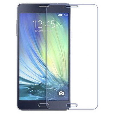 ASLING Ultra-thin Tempered Glass Screen Protector with 9H Hardness 2.5D Arc Edge for Samsung Galaxy A8 / A8000