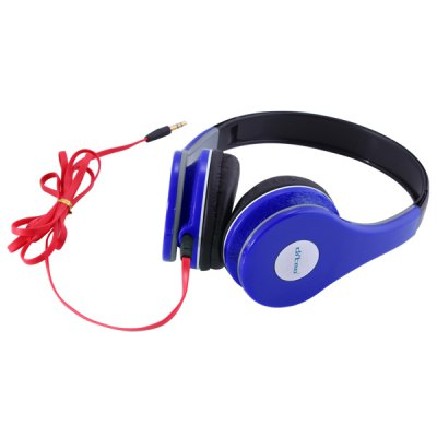 Ditmo DM2580 Stereo HeadsetiPhone Headsets<br>Ditmo DM2580 Stereo Headset<br><br>Brand: Ditmo<br>Cable length: 1.2M<br>Color: Blue<br>Earphones type: Wired Headsets<br>Headphone jack: 3.5mm<br>Mainly Compatible with: HTC One M9, LG, Sony Ericsson, Motorola, Samsung S6, Blackberry, Nokia, HTC, SAMSUNG, Apple<br>Model: DM - 2580<br>Package Contents: 1 x Headphone<br>Package size (L x W x H): 17 x 10 x 20 cm / 6.68 x 3.93 x 7.86 inches<br>Package weight: 0.270 kg<br>Product size (L x W x H): 14.3 x 6.5 x 18 cm / 5.62 x 2.55 x 7.07 inches<br>Product weight: 0.126 kg<br>Range of application: Mobile phone, Palmtop, Other, MP3 or MP4