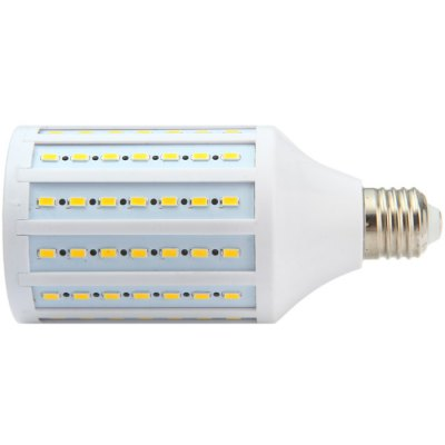 SZFC E27 25W SMD 5730 LED Corn LightCorn Bulbs<br>SZFC E27 25W SMD 5730 LED Corn Light<br><br>Available Light Color: White,Warm White<br>Brand: SZFC<br>CCT/Wavelength: 3000K,6000K<br>Emitter Types: SMD 5730<br>Features: Long Life Expectancy, Low Power Consumption<br>Function: Studio and Exhibition Lighting, Commercial Lighting, Home Lighting<br>Holder: E27<br>Luminous Flux: 1800LM<br>Output Power: &gt;20W<br>Package Contents: 1 x SZFC E27 25W LED Corn Bulb<br>Package size (L x W x H): 16.5 x 8.5 x 8.5 cm / 6.48 x 3.34 x 3.34 inches<br>Package weight: 0.189 kg<br>Product size (L x W x H): 15 x 7.2 x 7.2 cm / 5.90 x 2.83 x 2.83 inches<br>Product weight: 0.132 kg<br>Total Emitters: 98<br>Type: Corn Bulbs<br>Voltage (V): AC 220,AC 110,AC 85-265/50-60Hz