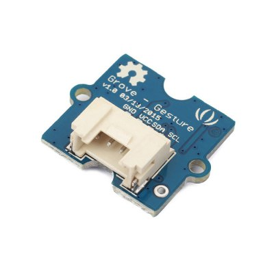 Seeedstudio Grove Gesture Sensor ModuleSensors<br>Seeedstudio Grove Gesture Sensor Module<br><br>Brand: Seeedstudio<br>Mainly Compatible with: Ardunio<br>Operating voltage: 5V<br>Package Contents: 1 x Seeedstudio Grove Gesture Sensor Module<br>Package Size(L x W x H): 9 x 6 x 1.5 cm / 3.54 x 2.36 x 0.59 inches<br>Package weight: 0.062 kg<br>PCB Size: 20 x 20mm<br>Product Size(L x W x H): 2.4 x 2.4 x 1.1 cm / 0.94 x 0.94 x 0.43 inches<br>Product weight: 0.006 kg<br>Type: Seeedstudio Grove Gesture Sensor Module