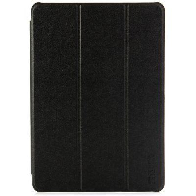 Plastic + PU Leather Protective Case