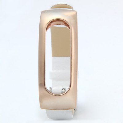 Leather Band Anti-lost Design Strap for Xiaomi Miband 1sSmart Watch Accessories<br>Leather Band Anti-lost Design Strap for Xiaomi Miband 1s<br><br>Available brand: Xiaomi<br>Features: Anti-lost design<br>Material: Leather<br>Package Contents: 1 x Watchband for Xiaomi Miband 1s, 1 x Dedicated Screwdriver, 6 x Screw, 1 x Box<br>Package size (L x W x H): 9.00 x 8.80 x 2.20 cm / 3.54 x 3.46 x 0.87 inches<br>Package weight: 0.0980 kg<br>Product size (L x W x H): 23.90 x 1.80 x 0.70 cm / 9.41 x 0.71 x 0.28 inches<br>Product weight: 0.0190 kg<br>Type: Smart watch / wristband band